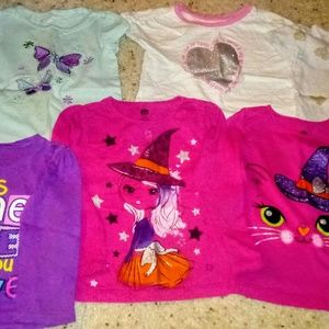Big LOT of Girl's 3T clothing various brands